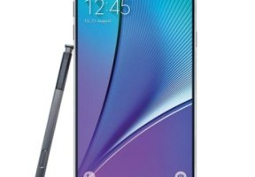 Official Samsung Galaxy Note 5: qHD display and 4 GB RAM